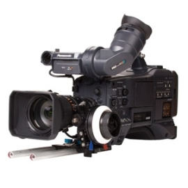 HPX-300 - World's first affordable 10-bit, 4:2:2 camera